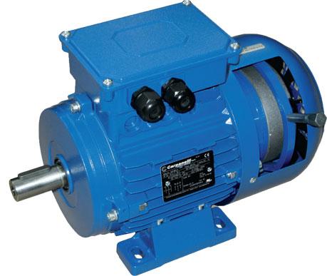 inverter-brake-motor